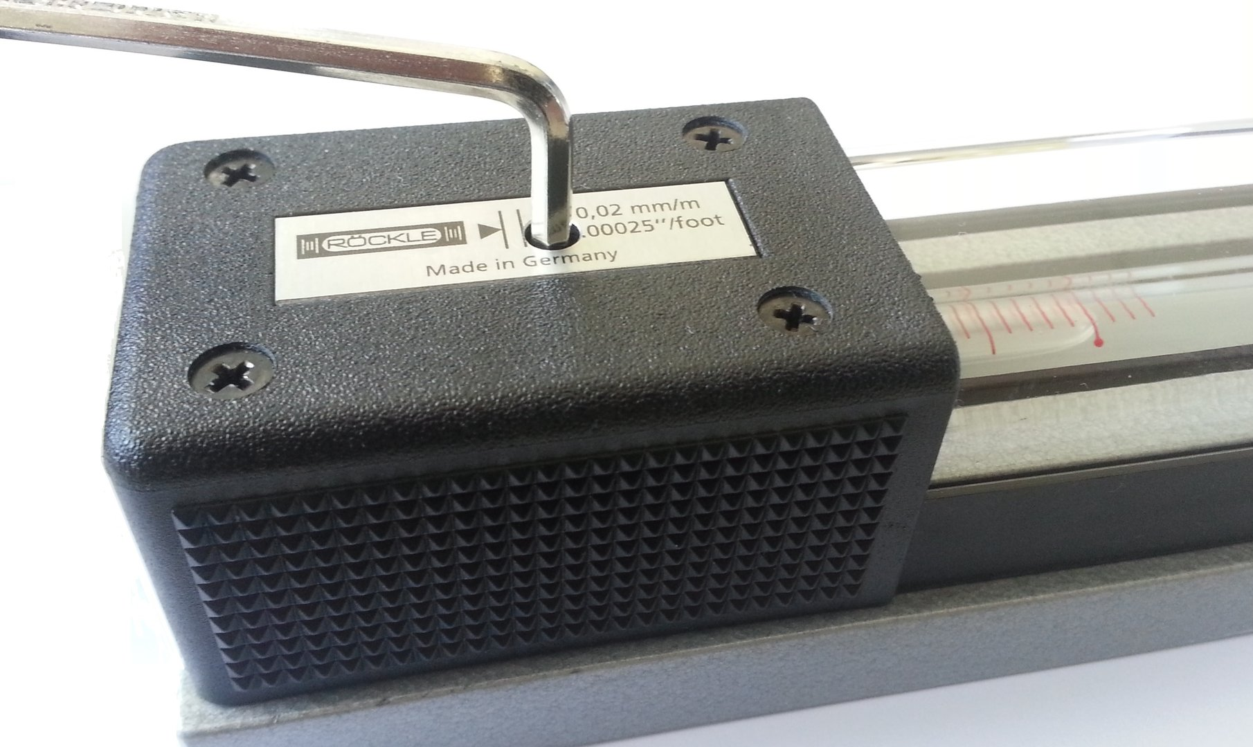 Exakta Messwerkzeuge - Präzisions-Wasserwaagen - Röckle