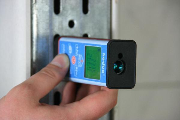 Entfernungsmesser Mit Neigungsmesser : Exakta messwerkzeuge rotationslaser multiliner entfernungsmesser